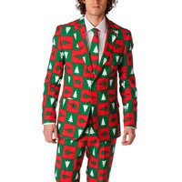 The Tacky Christmas Sweater Holiday Tree Suit