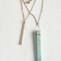 Boho Accessorize to the Occasion Necklace and Earring Set by ModCloth