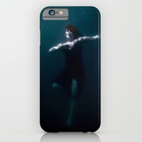 Dancing Under The Water iPhone & iPod Case by Nicklas Gustafsson