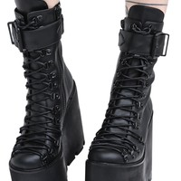 Traitor Boots