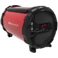 Supersonic Bluetooth Active Hifi 2.1-channel Outdoor Portable Speaker (red)