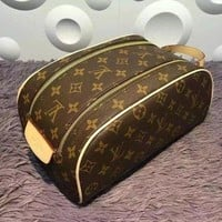 LOUIS VUITTON TOILETRY COSMETIC BAG BAGS PURSE WALLET I