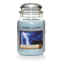 Yankee Candle Large Jar Candles 22-Ounce Storm Watch