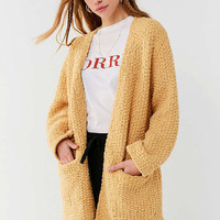 UO Tahoe Chenille Cardigan | Urban Outfitters