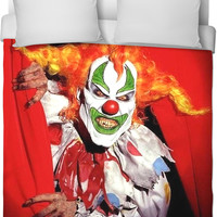 Killer Clown Blanket