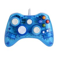 Colorful Wired USB Gamepad LED Light Controller Gamepads joystick Colorful Game Controller for Xbox 360 for PC Computer Games