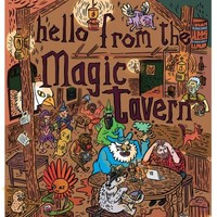 Hello From The Magic Tavern Kevin Budnik Poster 11×17