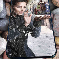 Doctor Who Clara for iPhone 4/4s/5/5S/5C/6, Samsung S3/S4/S5 Unique Case *95*