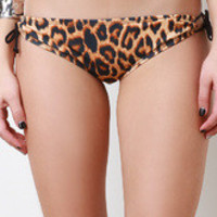 Catty Summer Bikini Bottom