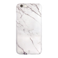 """""""WHITE MARBLE"""" ELEMENT COVER · IPHONE 6"""