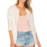 Tularosa x REVOLVE Rowena Jacket in Natural | REVOLVE