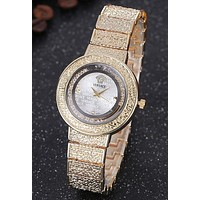 Versace Ladies Men Fashion Quartz Watches Wrist Watch
