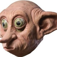 Harry Potter Dobby Deluxe Adult Latex Mask