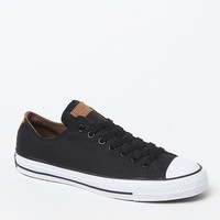 Converse Chuck Taylor All Star Low Pro Sneakers - Mens Shoes - Black