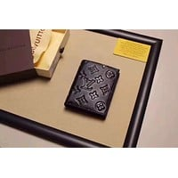 LV Louis Vuitton MEN'S NEW STYLE LEATHER WALLET