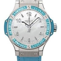 Hublot - Big Bang 38mm Tutti Frutti Stainless Steel
