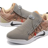 [ Free Shipping]Nike Kobe A.D. NXT AD Next Bryant Masterpiece12 Men Basketball Shoes