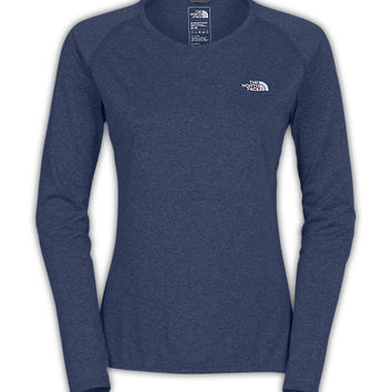 WOMEN'S LONG-SLEEVE REAXION AMP TEE | United States
