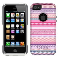 Otterbox Commuter Aztec Andes Vintage Tribal Pattern Case for iPhone 5