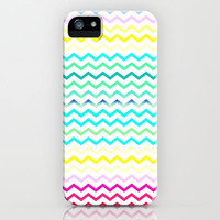*** SUMMER RAINBOW CHEVRON ***  iPhone & iPod Case by M✿nika  Strigel for iphone 5 + 4 + 4S + 3G + 3GS + ipod touch + SAMSUNG GALAXY !!!