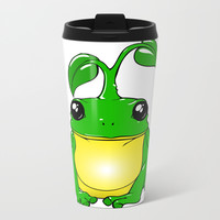 Fantasy toad Metal Travel Mug by Knm Designs