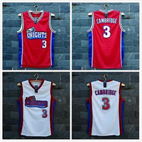 Movie Knights #3 Calvin Cambridge Knights Basketball Jersey