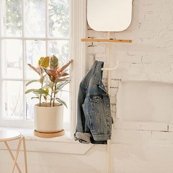 Noreen Valet Storage Mirror | Urban Outfitters