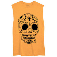 Yatt Girls — Skull (orange)