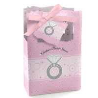 With This Ring - Personalized Bridal Shower Favor Boxes