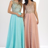 Prom Plus Size Long Dress Formal Evening Gown