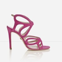Pink Butterfly Pumps | NOT JUST A LABEL