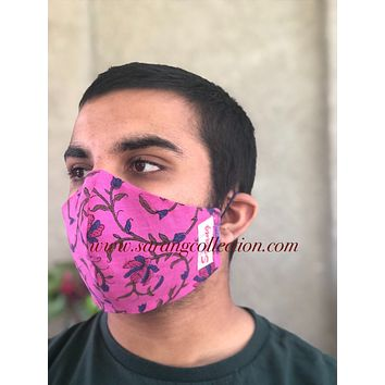 Reusable Reversible Face Mask