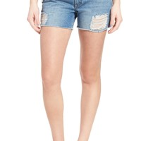 DL1961 Karlie Denim Boyfriend Shorts (Sprawling) | Nordstrom