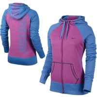 Nike Women's All Time Novelty Full Zip Hoodie