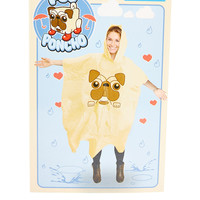 Pug Poncho - Gifts & Novelty - Bags & Accessories - Topshop USA