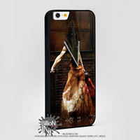 Silent Hill Pyramid Head For Apple, Iphone, Ipod, Samsung Galaxy Case