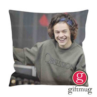 Harry Styles One Direction Cushion Case / Pillow Case