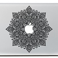 "iCasso Leaves Removable Vinyl Decal Sticker Skin for Apple Macbook Pro Air Mac 13"" inch / Unibody 13 Inch Laptop"