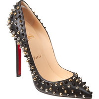 Christian Louboutin Pigalle Spikes at Barneys.com