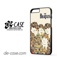 The Beatles Cover Pattern DEAL-10677 Apple Phonecase Cover For Iphone 6 / 6S
