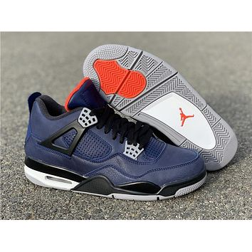 Air Jordan 4 Retro Loyal Blue
