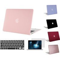 MOSISO for Apple Macbook Air 13 Plastic Hard Case Cover for Mac book Pro 13 Retina 13.3 Laptop Shell+Keyboard Cover+Screen Film