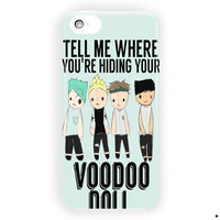 5 Seconds Of Summer Voodoo Cover For iPhone 5 / 5S / 5C Case