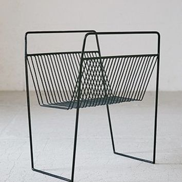 Vincent Vinyl Storage Rack - Urban Outfitters