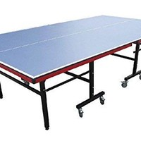 By PoolCentral 9' Recreational Blue Table Tennis or Ping Pong Game Table