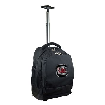 South Carolina Gamecocks Wheeled Premium Backpack