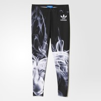 adidas White Smoke Leggings | adidas US