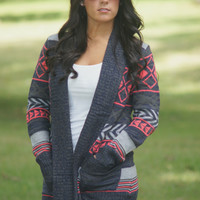 Winter Retreat Cardigan