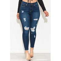 Big Moves High Rise Jeans