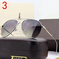 Perfect Louis Vuitton LV  Fashion Men Summer Sun Shades Eyeglasses Glasses Sunglasses